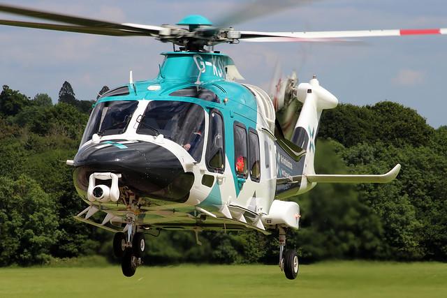 G-KSSC AW169 Kent Surrey Sussex Air Ambulance