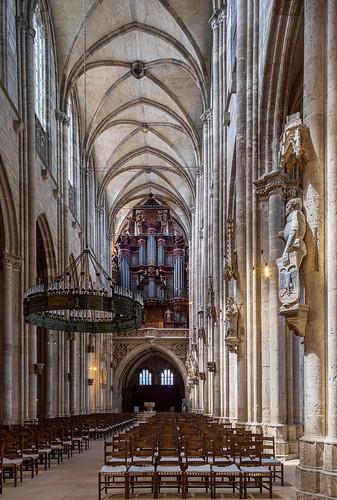 Dom St. Stephanus und St. Sixtus Halberstadt