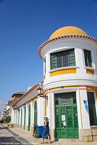 Mercado Municipal de Vila Real de Santo António - Portugal 🇵🇹