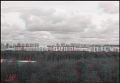 10' Base Anaglyph