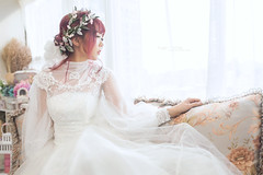 [Verna]Angel White