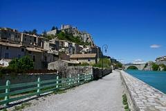Sisteron - Photo of Sourribes