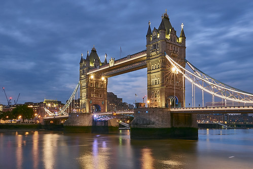 Tower Bridge - London, UK