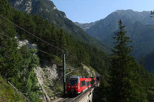 REX5408, Kaiserstandviadukt