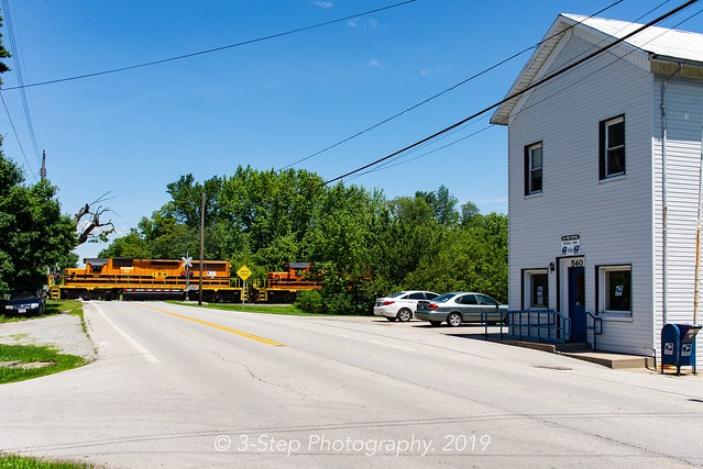 IORY 3492. Reesville, Ohio. June 21, 2019.