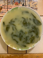 'Sopa de espinafres', receita da minha mãe, Saint-Etienne (France) - Photo of Villars
