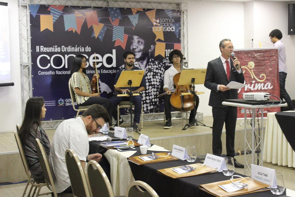26.06.2019 - II Reunião Ordinária, em João Pessoa/PB