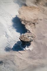 Raikoke Volcano Erupts