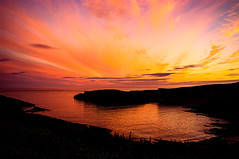 Clachtoll Sunset