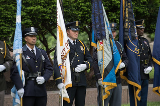 May 06, 2019 MMB Delivered Remarks at the 40th Annual Washington Area Law Enforcement Officers Memorial Service