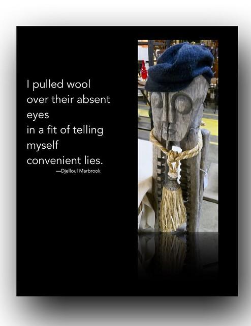 Pulling wool-1