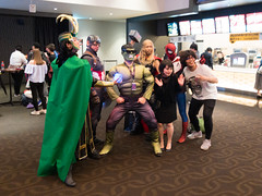 Avengers: Endgame First Screening Event at TOHO Cinemas Shinjuku