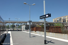 Station at Carpentras - Photo of Sarrians