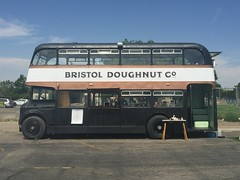 The Bristol Doughnut Bus