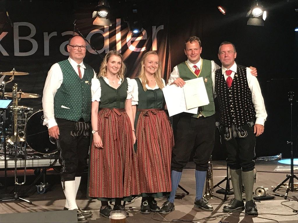 Marschwertung am 15. Juni 2019 in Kremsmünster