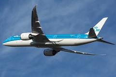 PH-BHE - KLM Boeing 787-9