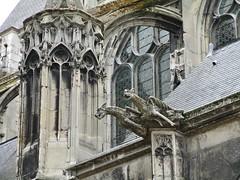 Temple Saint-Eloi, Rouen, Normandy, France.