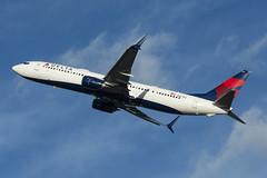 N857DZ - Delta Airlines Boeing 737-900ER