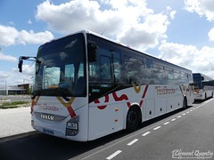 IVECO BUS Crossway Pop - 4435 - CFTI Transports David - Photo of Salles