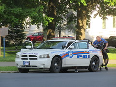 Albany Police Dodge Charger