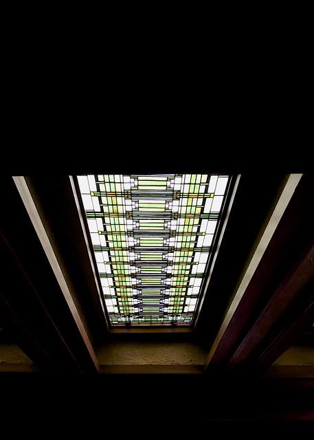 Art Glass Skylight