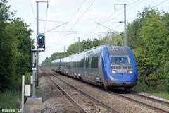 Z21500 SNCF TER Bretagne 21537/538 + Z21500 SNCF TER Bretagne 21557/558