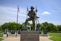 Audie Murphy and the Hunt County Memorial