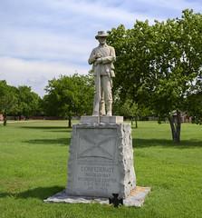 Greenville Confederate Monument