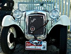 """Austin Seven Sports/Cabrio /1933) - 2010 ACP Classic Cars Raid """"Figueira da Foz-Lisbon"""""""