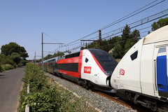 SNCF TGV 4729 310058 Lyria France - Suisse, Gallargues