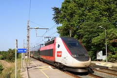 SNCF TGV 4726 310051 Lyria France - Suisse, Gallargues