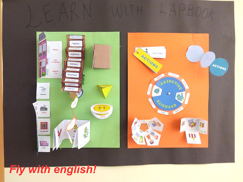 Fly with english 12