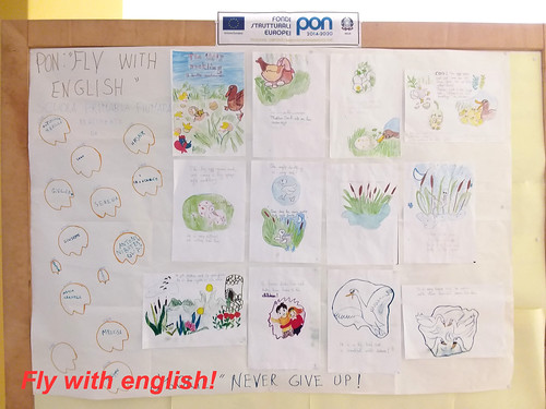 Fly with english 7