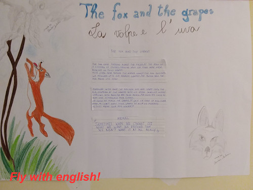 Fly with english 13