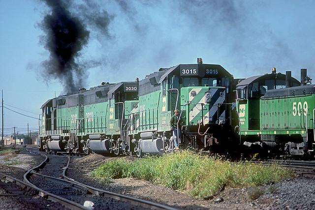 BN GP40 3015