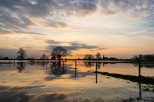 Maas sunset 5