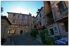 Maisons à pans de bois, Caors (Lot, France) - Photo of Cahors
