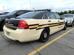 Tennessee Highway Patrol Caprice