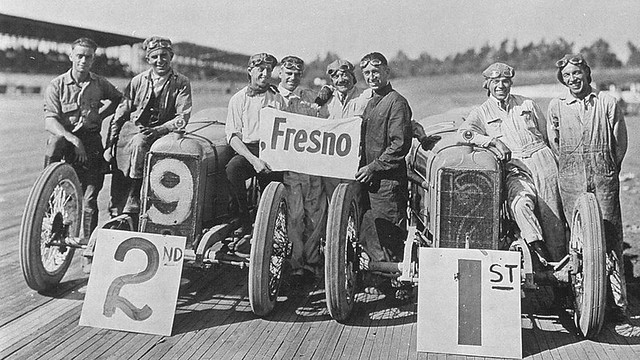 Fresno - Murphy, O'Donnell and Friends 1920