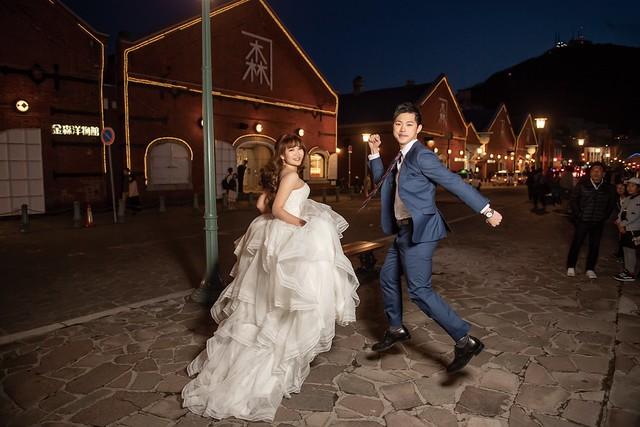 Casper & Emily prewedding photo