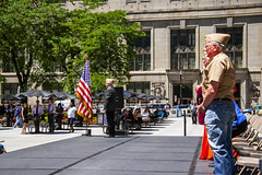 Salute to LGBT Veterans Chicago Illinois 6-25-19_1250
