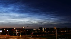 2e structuur lichtende nachtwolken