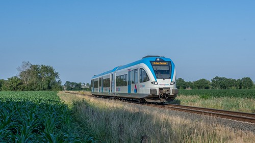Wehl Breng GTW 5047 stoptrein 30760 Arnhem C