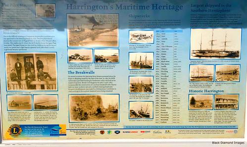Maritime Heritage of Harrington on the Manning River, Mid North Coast, NSW