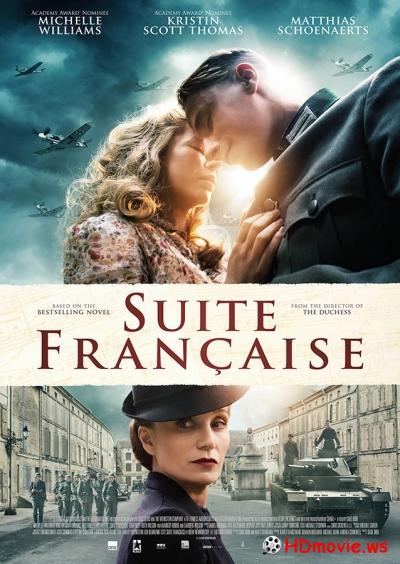 Suite Francaise (2014)