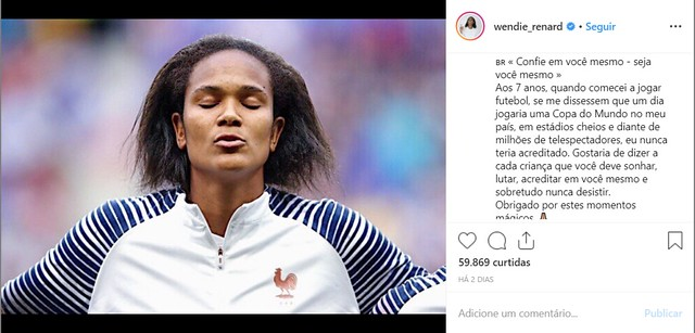 Racismo No Futebol Jogadora Da França Sofre Ataques Durante