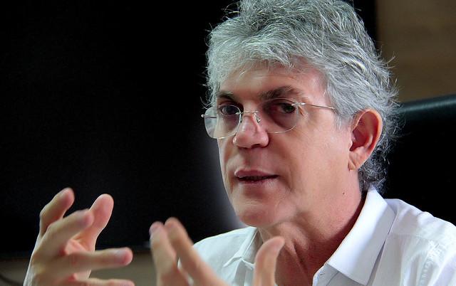 Ricardo Coutinho dá o pontapé inicial em uma série de artigos sobre política. - Créditos: Ascom Governo do Estado da Paraíba