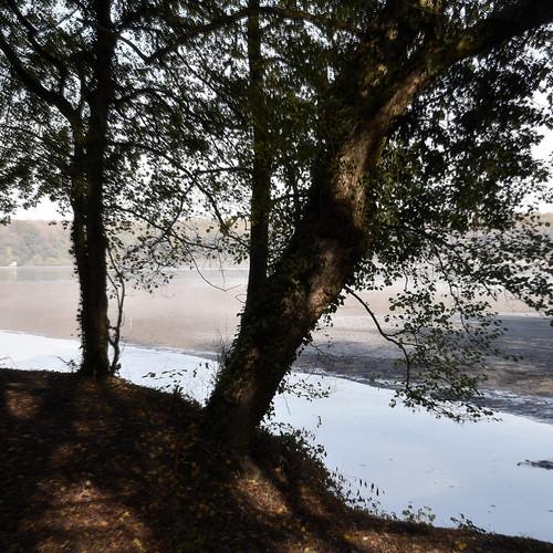 Le lac se vide