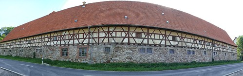 Heldburg Fachwerkhaus