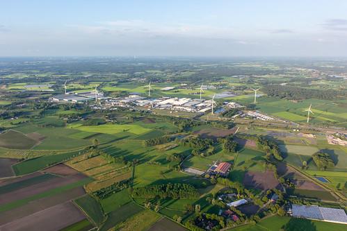 Ballonvaart - Hazeldonk